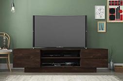 Nexera 115461 Morello, Truffle 72-inch TV Stand