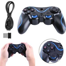 2.4GHz Wireless Video Game Pad Controller for TV Box PC Smar