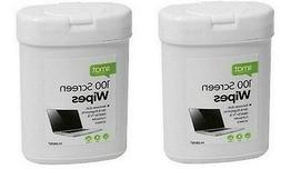 200 x Screen Cleaning Wet Wipes Laptop LED LCD TV Computer i