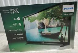 "Philips 24"" Class 720p LED TV"