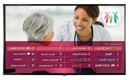 "LG 24LV570M 24"" Pro:Centric Pro:Idiom Commercial Hospital"