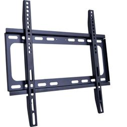 26''-55'' Inch Slim Tv Wall Mount Fixed Tv Bracket Flat Pane