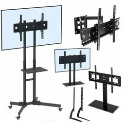 """32 42 55 65 70"""" Floor Mobile TV Stand Steady Tabletop TV Mou"""