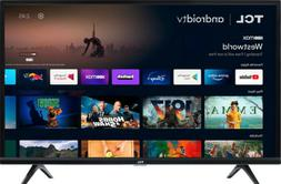 """TCL 40"""" 3-Series Class Full HD 1080P Smart LED Android TV -"""