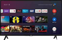"TCL - 40"" Class 3-Series Full HD Smart Android TV"