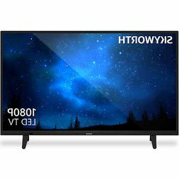 """Skyworth 40"""" Class FHD  LED TV"""