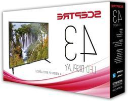 "Sceptre 43"" 1080p TV 60 Hz X438BV-FSR"
