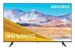 """SAMSUNG 43"""" Class 4K Crystal UHD  LED Smart TV with HDR UN43"""