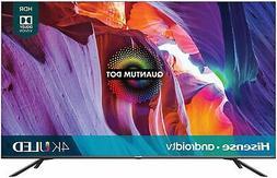 """Hisense 55H8G Quantum 55"""" 4K Ultra HD Android  ULED Smart TV"""