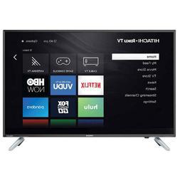 "Hitachi 50"" Class 4K UHD HDR TV with Roku TV - 50RC6"