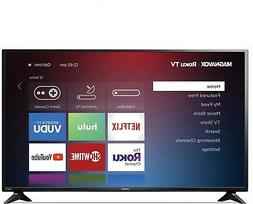 "Magnavox 50"" Class Roku Smart LED HDTV, Model: 50MV349R/F7"