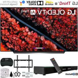 """LG OLED55C9 55"""" C9 4K HDR Smart OLED TV w/ AI ThinQ  + 31"""" S"""