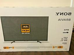Local Pick Up GA - Sony 55 inch 4K Ultra HD HDR Android Smar
