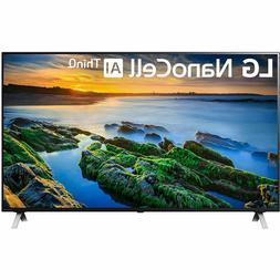 """LG 55"""" NanoCell 85 Series 4K UHD HDR Smart TV - 2020 Model *"""