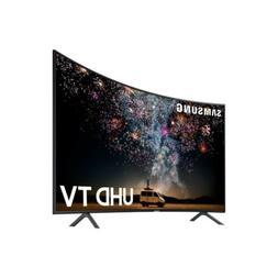 "Samsung 55"" RU7300 4K UHD Smart Curved LED TV  + 31"" Soundba"