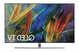 "Samsung 55Q7F 55"" Flat TV QLED HD 4K Ultra HDTV Q7 Q LED HDR"
