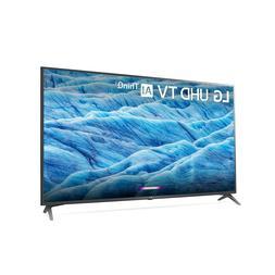 LG 55UM7300 55-Inch 4K Active HDR Ultra HD Smart TV  w/ AI T