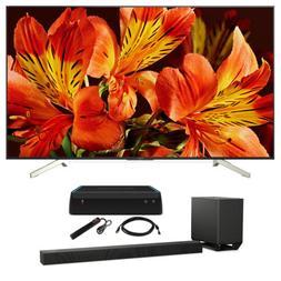 "Sony 85"" X850F Class BRAVIA 4K HDR Ultra HD Smart LED TV wit"
