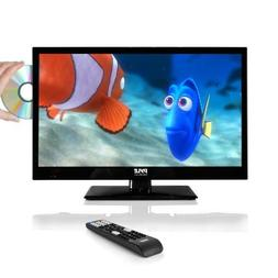 """Pyle PTVDLED22 21.5"""" LED TV - HD Flat Screen TV with Built-i"""
