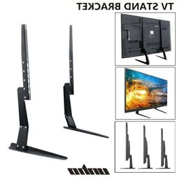 """Adjustable Tabletop TV Stand Mount for 23-55"""" LED LCD TV Mon"""