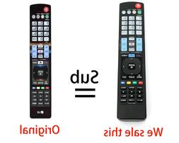 AKB74115501 TV Remote Control Replacement For LG HDTV AKB741