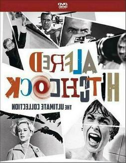 Alfred Hitchcock The Ultimate Collection 17 DVD 15 Movies +