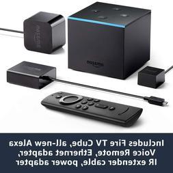Amazon Fire TV Cube Handsfree 4K Ultra HD