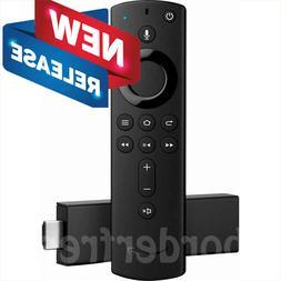 Amazon Fire TV Stick 4K with All-NEW Alexa Voice Remote Stre