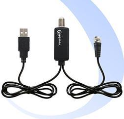 Chaowei AMP1801 High Gain TV Antenna Amplifier Signal Booste