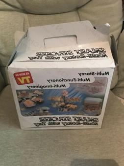 As Seen On TV Smart Stacker Kitchen Cook Ware Bar