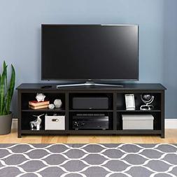 "Prepac BCTG-0001-1 Sonoma 72 Inch TV Stand, 72"", Black"