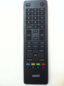 Brand New Haier TV Remote model HTR-A18M Compatible 55D3550