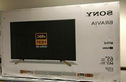 Sony Bravia KD-65X750F 65'' Smart 4K LED Ultra HD TV