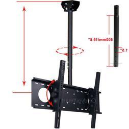 """Ceiling TV Mount Tilt Bracket 39"""" 40 42 46 50 55 60"""" LED LCD"""