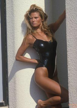 CHRISTIE BRINKLEY Show 80's & 90's Posters Teen TV Movie Pos