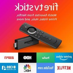 Amazon Fire TV Stick 2019 w/New Gen Alexa Remote - $31.73 ea