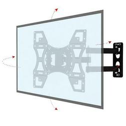"""Full Motion TV Wall Mount Bracket For 25""""-55"""" Inch Flat Scre"""