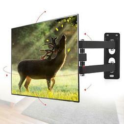 Full Motion TV Wall Mount Tilt Swivel For 27 29 32 36 37 39