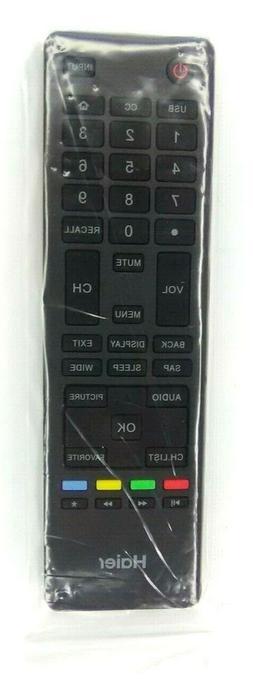 GENUINE Haier LED LCD TV 49UF2500 REMOTE CONTROL