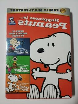 Happiness Is... Peanuts: Movies, TV Specials  More