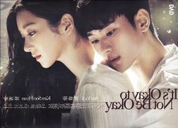 It's Okay To Not Be Okay Korean TV Drama DVD with English Su