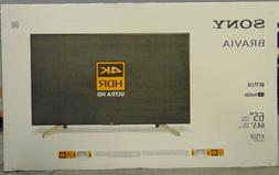 "Sony KD-65X750F 65"" BRAVIA Ultra HD 4K LED HDR10 Smart HDTV"