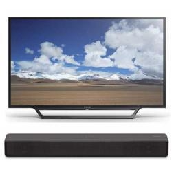 Sony KDL32W600D 32-Inch HD Smart TV with Sony S200F   Bundle