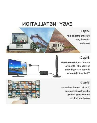 2020 TV Antenna Indoor, HDTV Amplifier