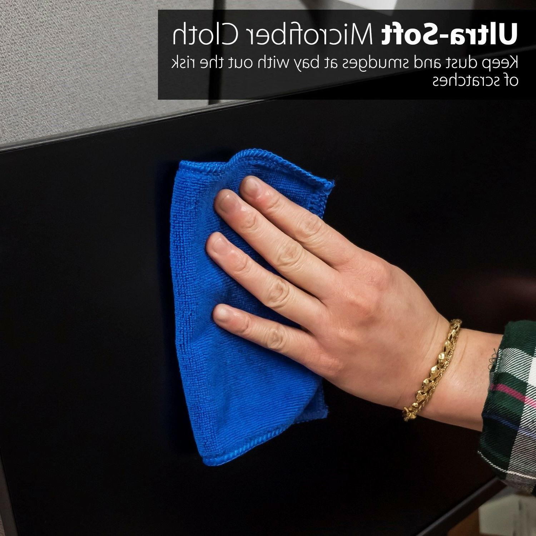 2x Cloth LED TV Camera