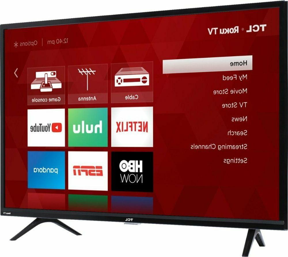 32 720p 60hz roku smart led tv