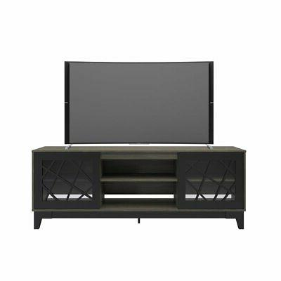 402323 graphik tv stand 72 inch bark