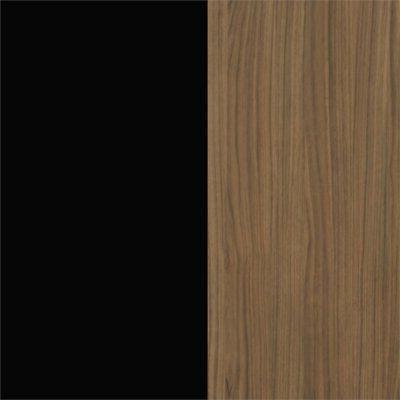 Nexera TV Stand 72-inch Nutmeg and Black