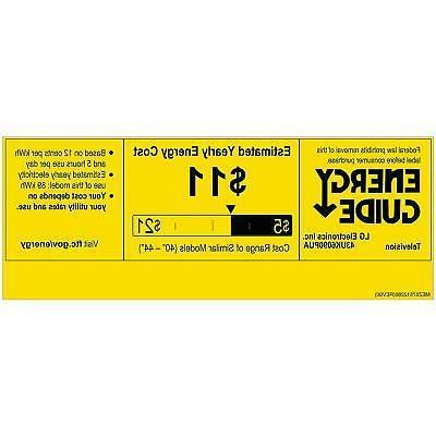 "LG 43"" HDR UHD TV"