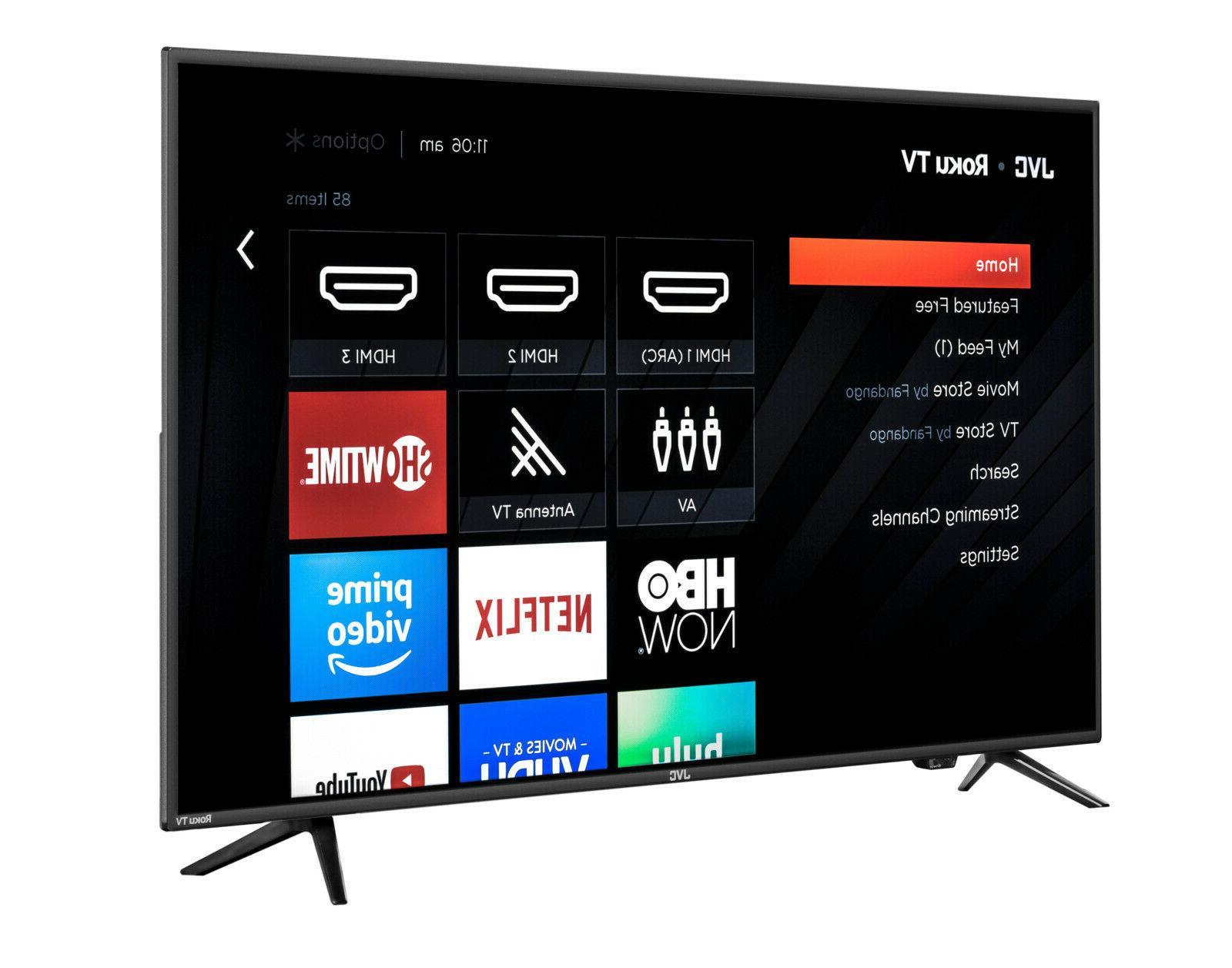 JVC UHD Smart LED TV LT-50MAW595
